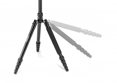 Travel Tripod, Big - Black (legs)